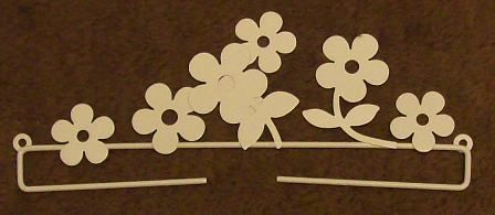 Kis virágok - 21 cm-es
