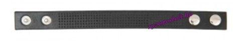 20mm fekete csuklópánt