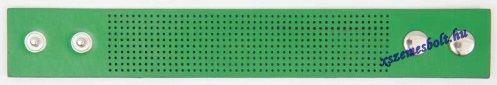 34mm zöld csuklópánt