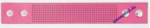 34mm pink csuklópánt