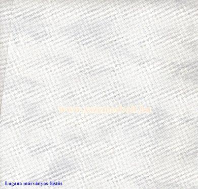 Lugana márványos füstösfehér 140